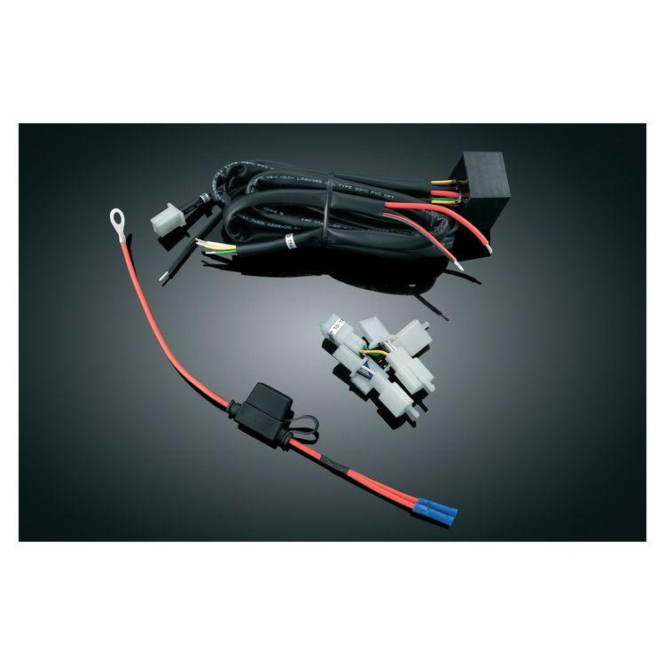Kuryakyn Plug And Play Trailer Wiring / Relay Harness For Honda GoldWing 2001-2010