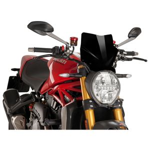 Puig Naked New Generation Windscreen Ducati Monster 797 / 821 / 1200 / S