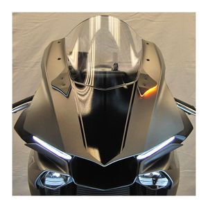 New Rage Cycles Mirror Block Off LED Turn Signals Yamaha R1 / R1M / R1S
