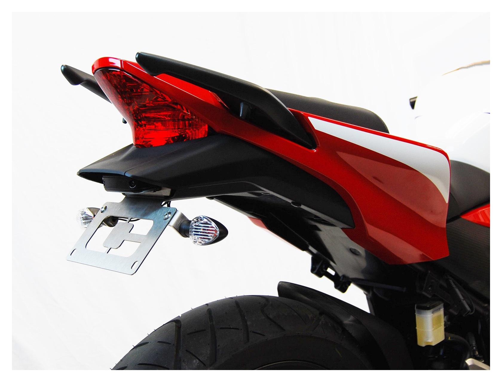 Competition Werkes Fender Eliminator Kit Honda Cbr300r Cb300f 2015 2019 10 1149 Off Ducati 848 Evo Fuse Box Location Revzilla