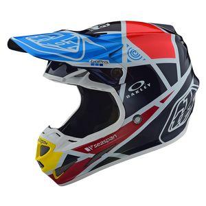Troy Lee SE4 Metric Carbon Helmet