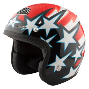 Troy Lee Open Face Liberty Helmet