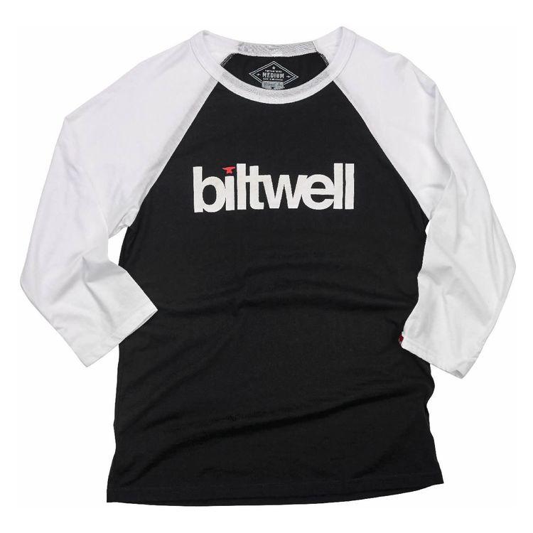 Biltwell Helvetica Raglan Shirt