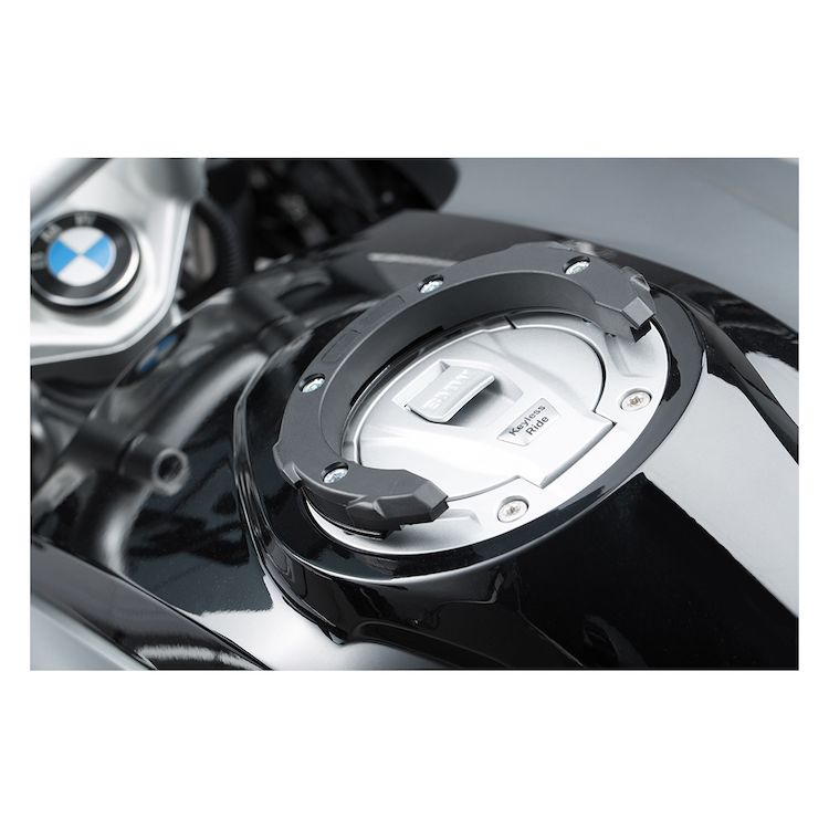 SW-MOTECH QUICK-LOCK EVO Tankring Adapter Kit BMW Keyless Ride Models