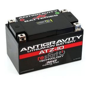 Antigravity ATZ-10 ReStart 360CA Lithium Ion Battery