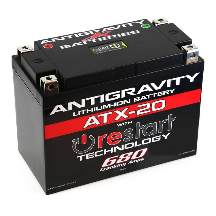 Antigravity ATX-20 ReStart 680CA Lithium Ion Battery