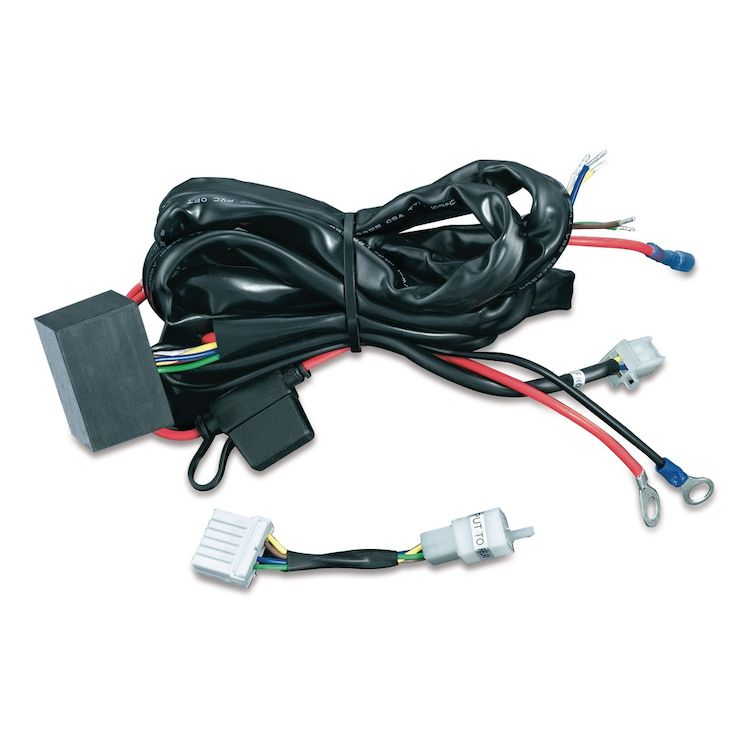 Kuryakyn Plug And Play Trailer Wiring / Relay Harness For ... on