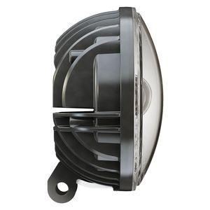 "J.W. Speaker 8691 Adaptive 2 LED 5 3/4"" Headlight With Pedestal Mount For Harley"