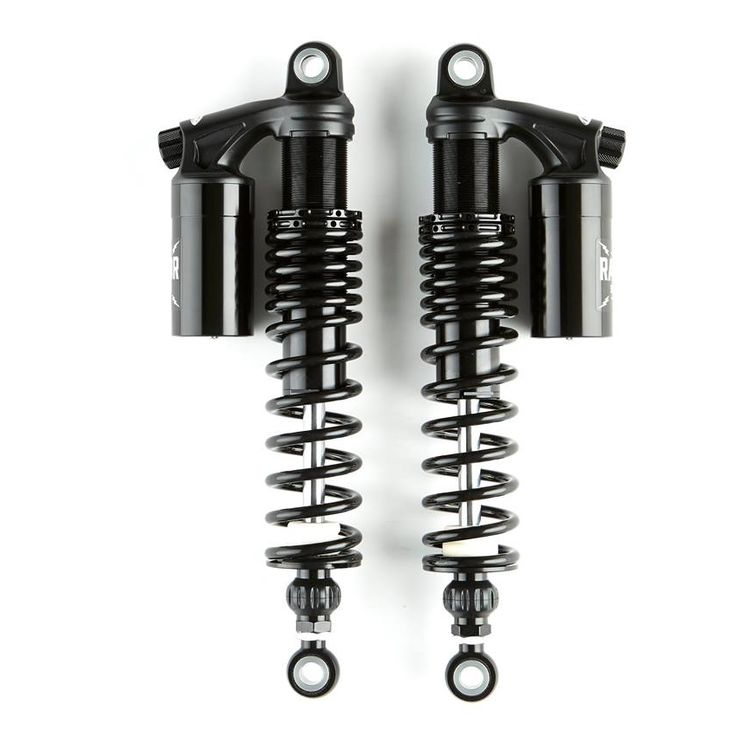 K-Tech RCU Razor IV Rear Shocks Moto Guzzi V7 III / V9