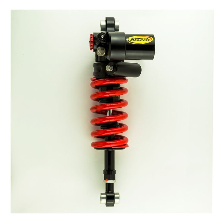 K-Tech RCU DDS Pro Rear Shock BMW R NineT 2014-2017