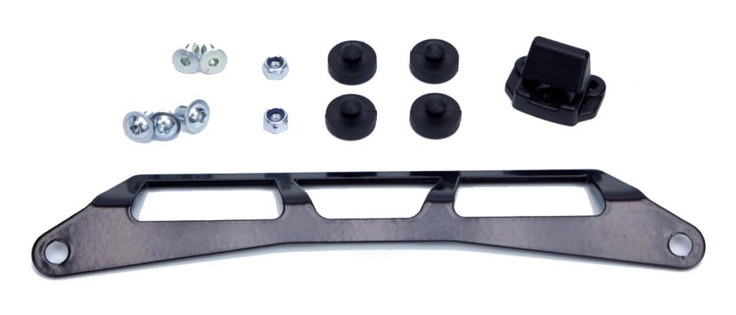 OS SW-MOTECH GPT.00.152.20400//B Adapter kit for Steel-Rack Black