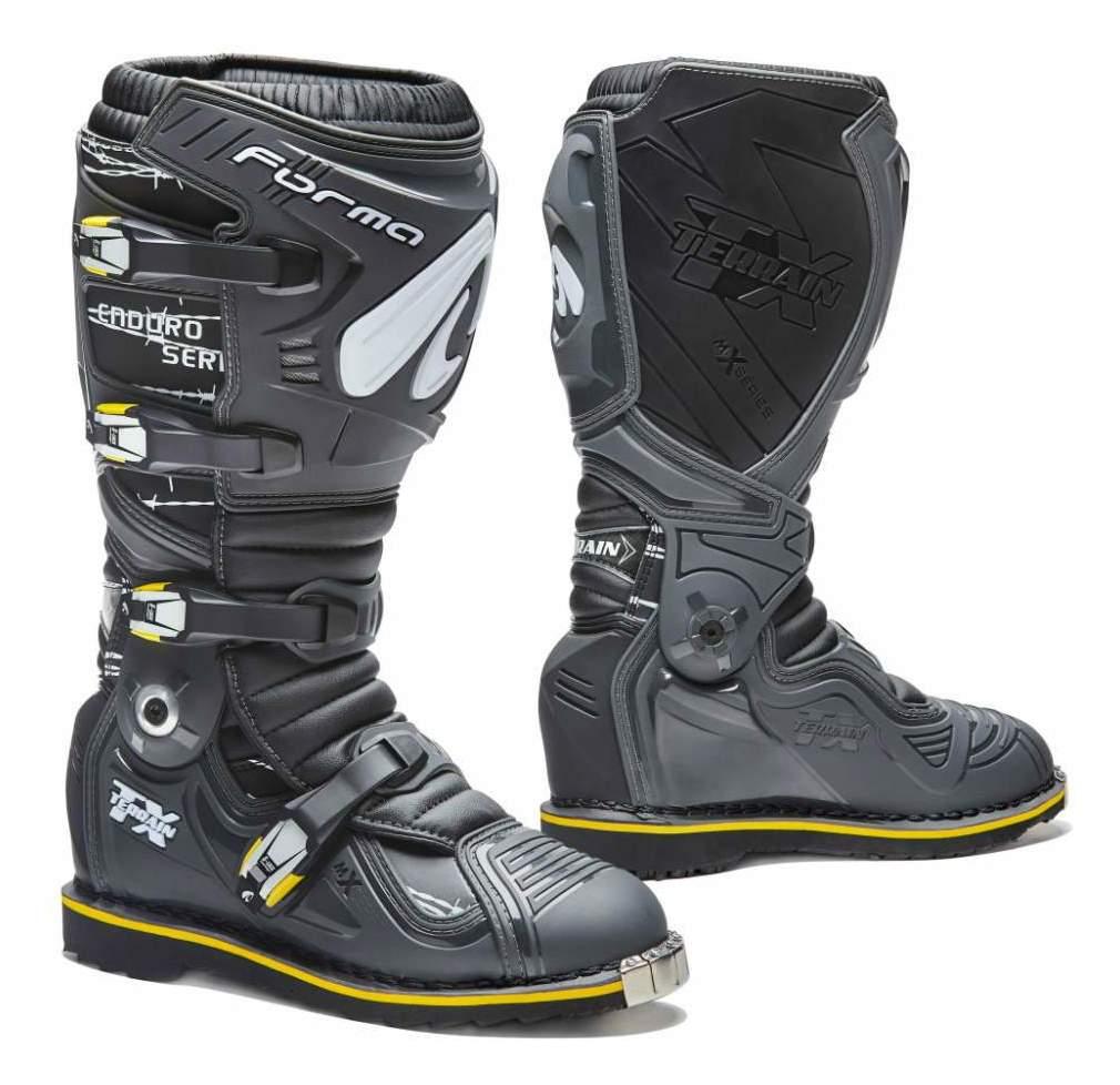 Forma Terrain Tx Enduro Boots Revzilla