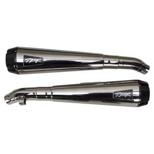 Two Brothers Comp-S Slip-On Exhaust Triumph Bonneville T100 2011-016
