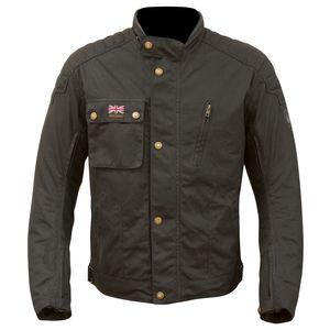 Merlin Stafford Wax Jacket
