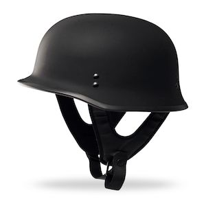 Fly 9mm Helmet Matte Black / SM [Open Box]
