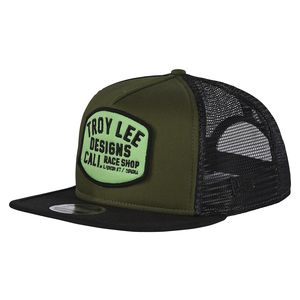 Troy Lee Blockworks Snapback Hat