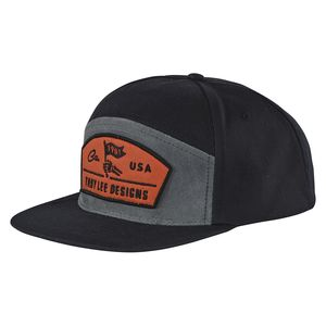Troy Lee Finish Line Snapback Hat