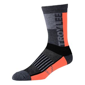 509 Route 5 Casual Sock Stealth - LG//XL