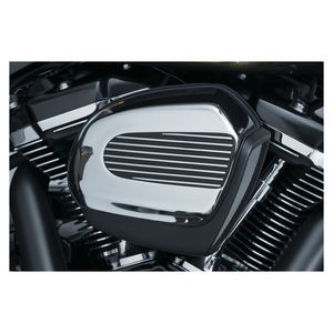 Kuryakyn Finned Air Cleaner Accent For Harley Touring 2017-2018