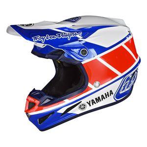 Troy Lee SE4 Yamaha RS1 Helmet