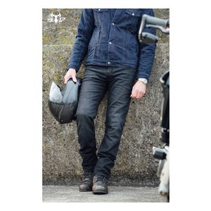 Bull-it SP120 Lite Basalt Straight Fit Jeans (44X34)