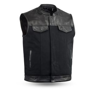 First Manufacturing 49/51 Vest With Collar