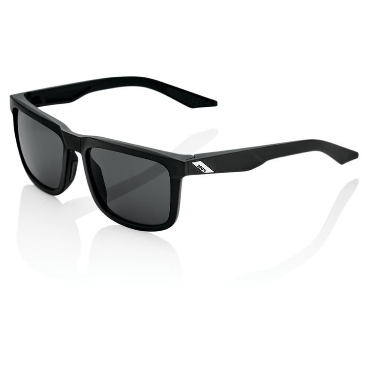 Soft Tact Black w/ Smoke Lens