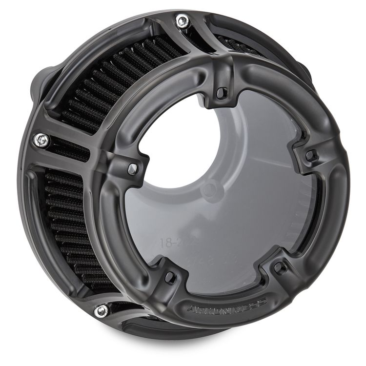 Arlen Ness Clear Sucker Air Cleaner For Harley