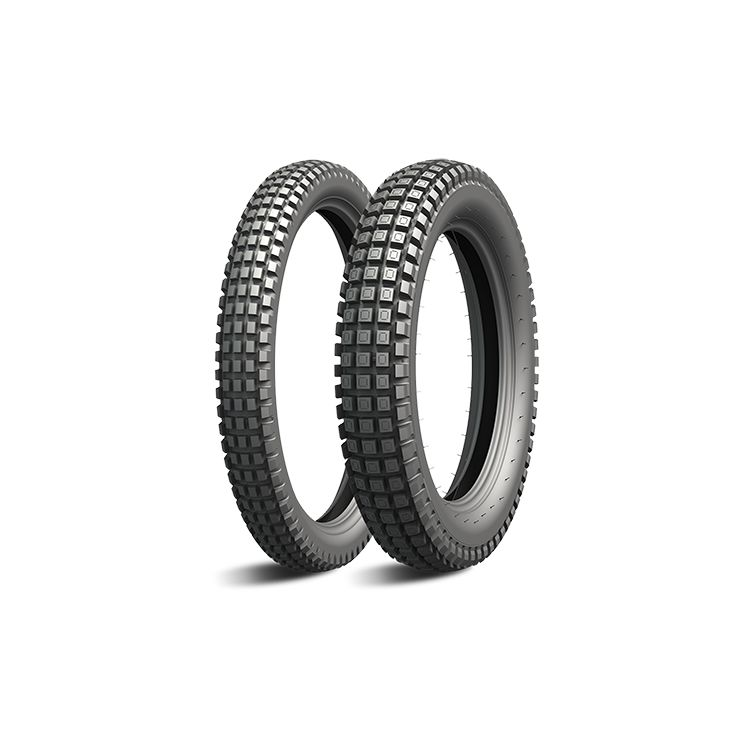 Michelin Trial X Light Tires