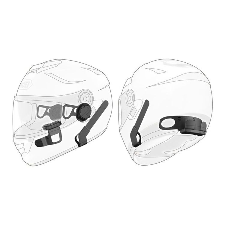 Sena 10u Bluetooth Headset For Shoei Gt Air