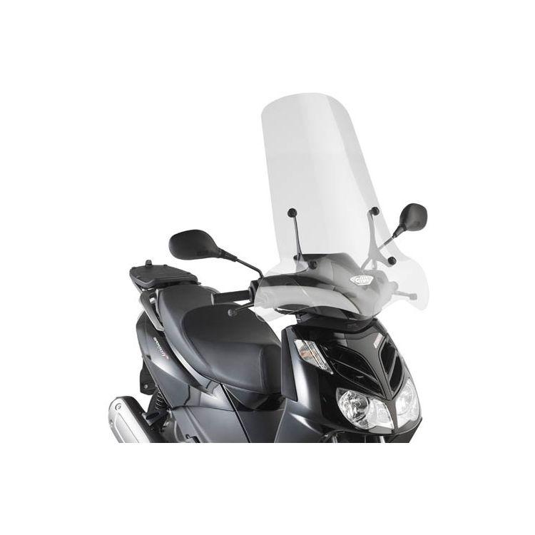 Givi 134A Windscreen Kit Aprilia Sportcity Cube 250 / 300 2008-2010 [Blemished - Very Good]