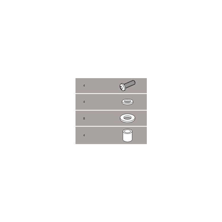 Windscreen + Installation Kit