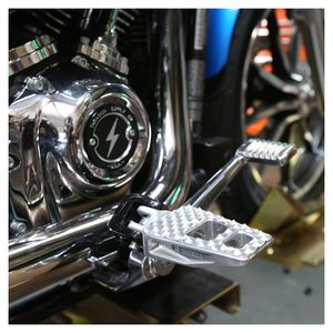 Thrashin Supply P-54 Driver Foot Pegs For Harley Softail 2018