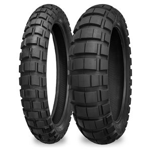 Shinko 804 / 805 Big Block Adventure Touring Tires