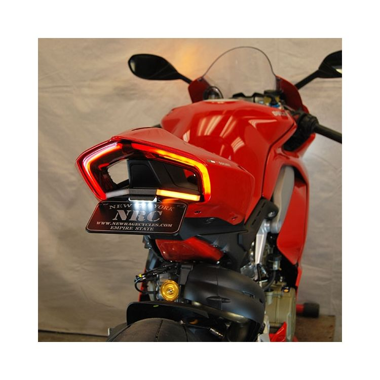 bcb350ec1d83 New Rage Cycles LED Fender Eliminator Ducati Panigale V4 / S / R ...