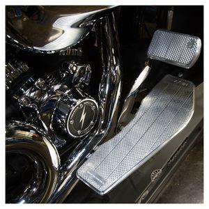 Thrashin Supply Bagger Brake Pedal Pad For Harley 1984-2018