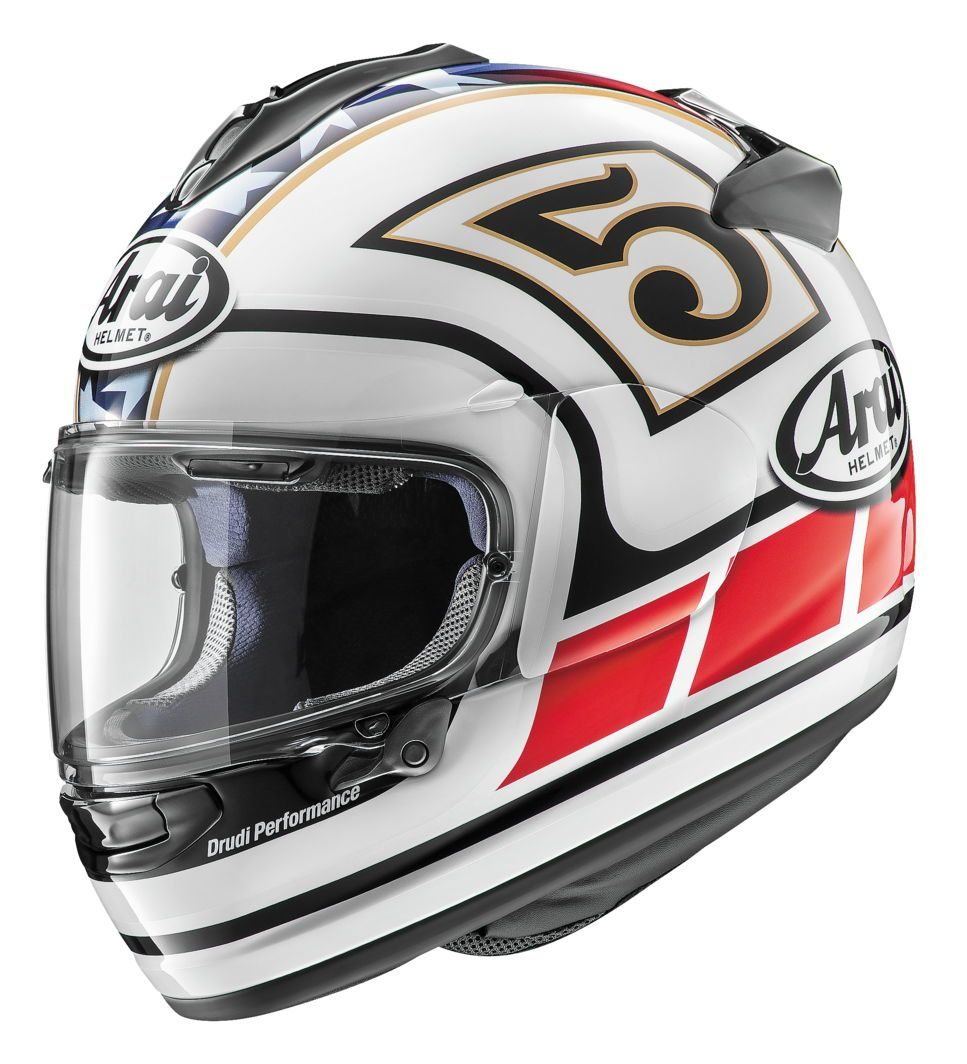 arai dt x edwards legend helmet 10 off revzilla. Black Bedroom Furniture Sets. Home Design Ideas