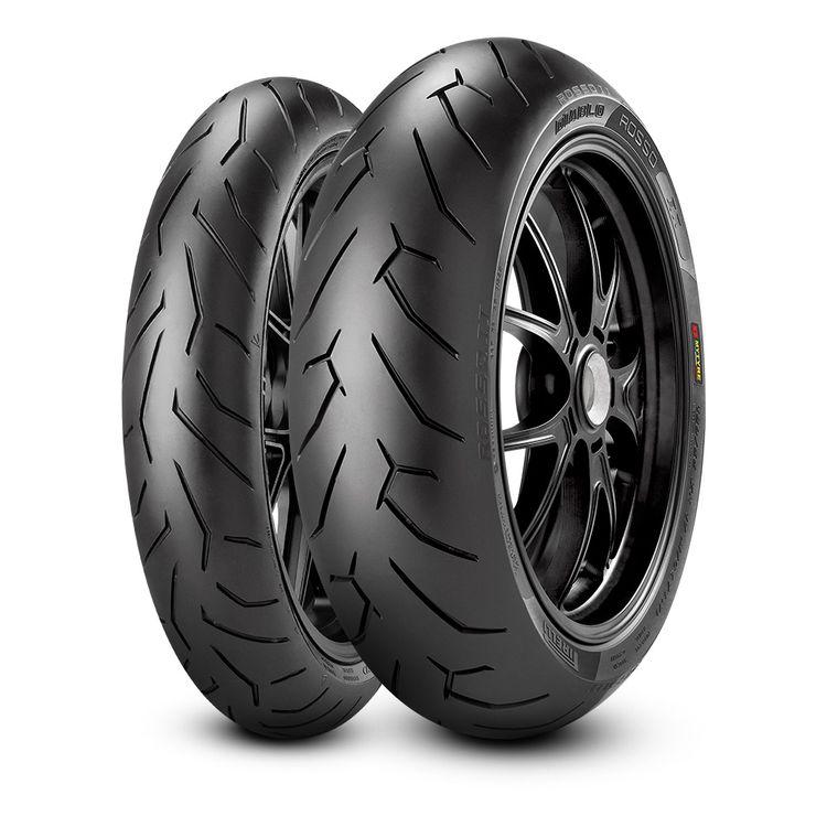 Pirelli Diablo Rosso II Tires