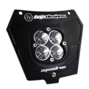 Baja Designs Squadron Sport LED Headlight Kit KTM XC / XC-W 200cc-300cc 2014-2016