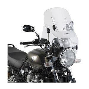 Givi AF49 Airflow Universal Windscreen Clear/Frosted [Previously Installed]