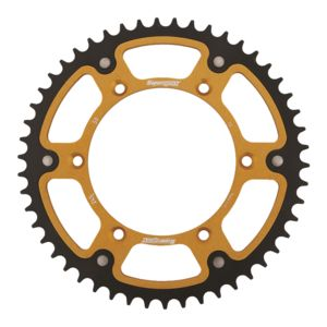 SuperSprox Stealth Rear Sprocket / Off Road Kawasaki KLR250 / KLX250 1979-2005