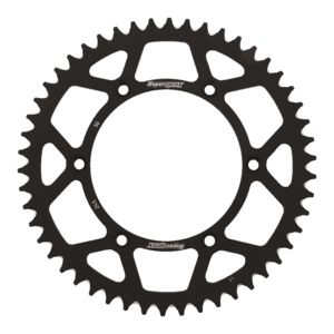 SuperSprox Aluminum Rear Sprocket / Off Road Kawasaki KLX110 / L 2002-2017
