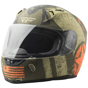Fly Racing Street Revolt FS Liberator Helmet