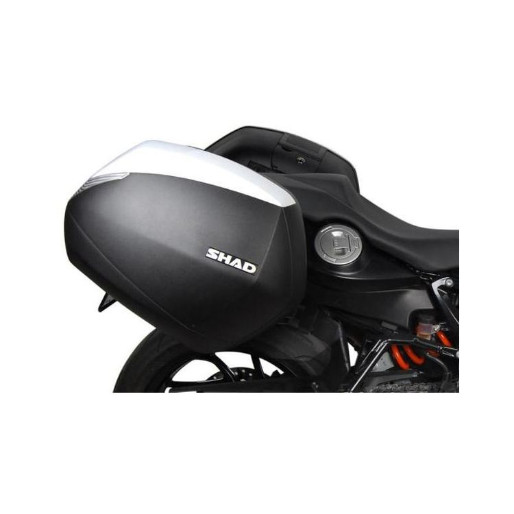 Shad 3P System Side Case Racks BMW F800R 2009-2015