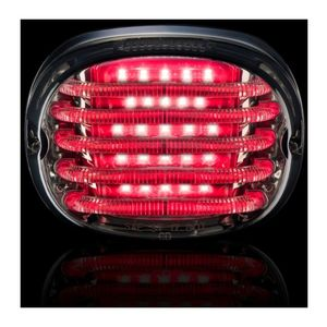 Custom Dynamics ProBEAM Squareback LED Taillight For Harley