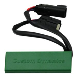 Custom Dynamics Smart Triple Play Module For Harley 1996-2013