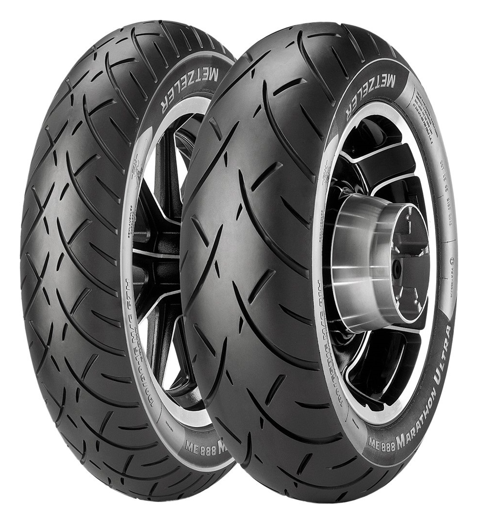 200//70B15 82H Metzeler ME880 Cruiser Street Motorcycle Tire
