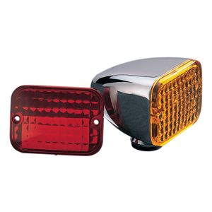 Drag Specialties Rectangular Marker Light