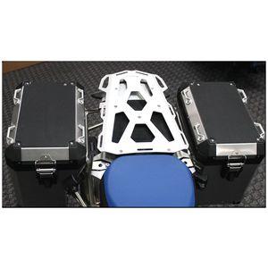 TechSpec Snake Skin Side Case Pad BMW R1200GS Adventure 2014-2018