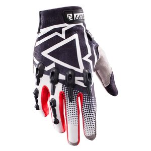 Leatt GPX 4.5 Lite Gloves 2017 Black/White / SM [Demo - Good]